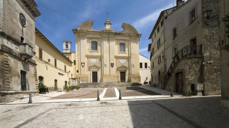 Calvi dell'Umbria - Piazza Mazzini