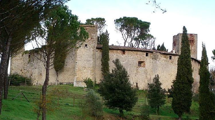 Castello di Reschio a Lisciano Niccone