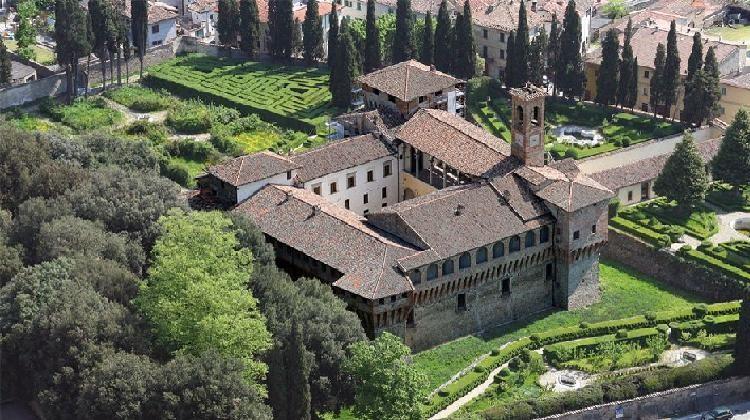 San Giustino castello Bufalini