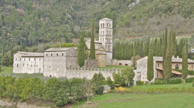 Abbazia di san Pietro in Valle