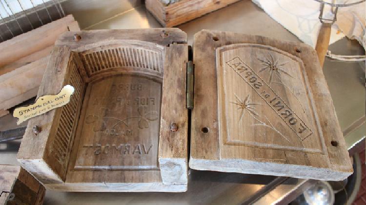 Super La produzione di manufatti in legno e in ferro - UmbriaTurismo NS83