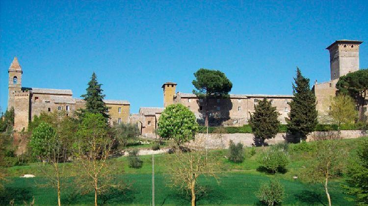Castel Rubello di Porano
