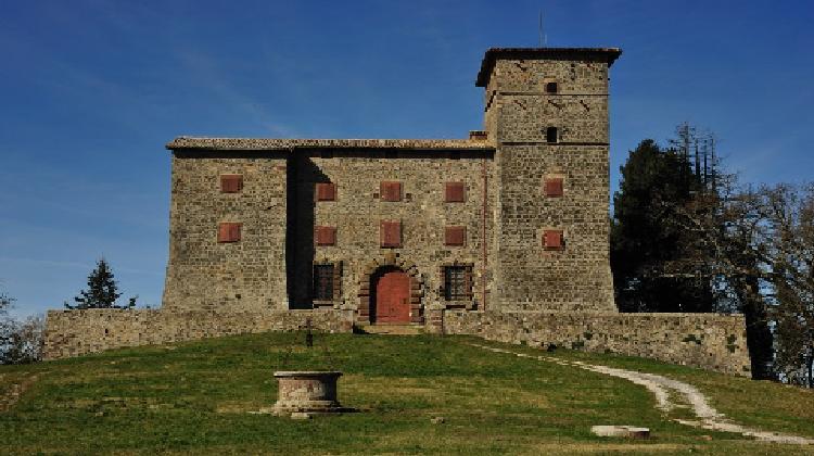 Castello di Montalfina a Castelgiorgio