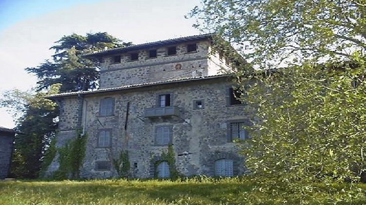 Castello di Montiolo a Castelgiorgio