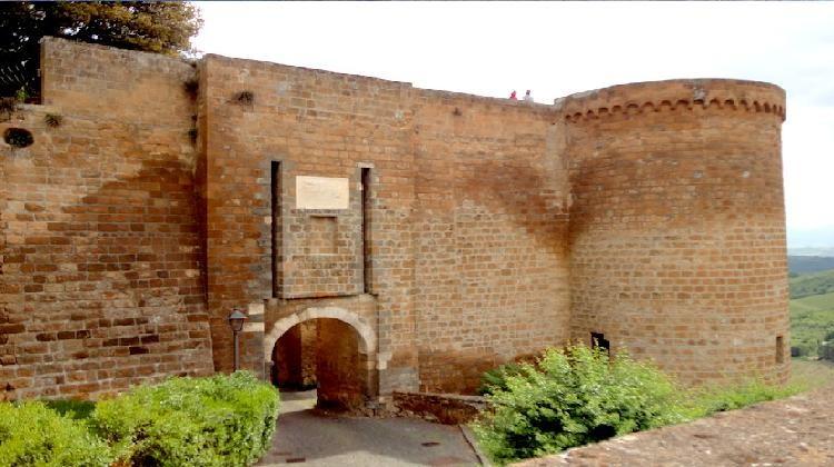 Fortezza dell'Albornoz di Orvieto