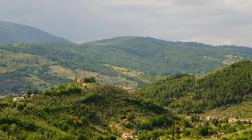 Montagne umbre