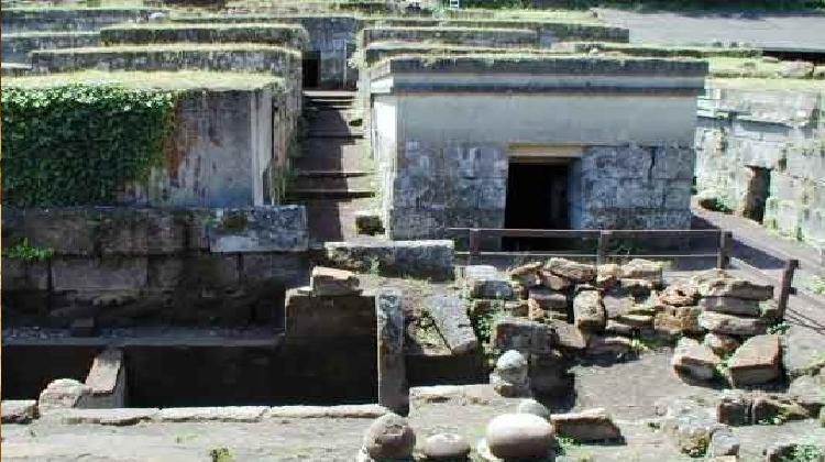 Necropoli preromana di Montecchio