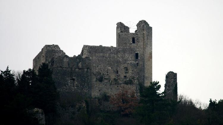 Rocca Albornoz Piediluco