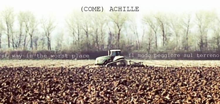 Trevi come Achille