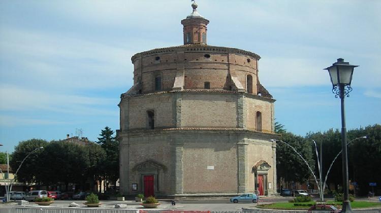 Umbertide chiesa della Collegiata