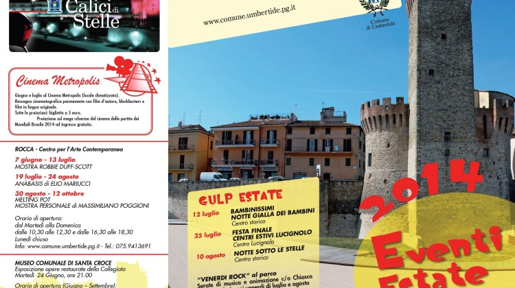 Eventi estate