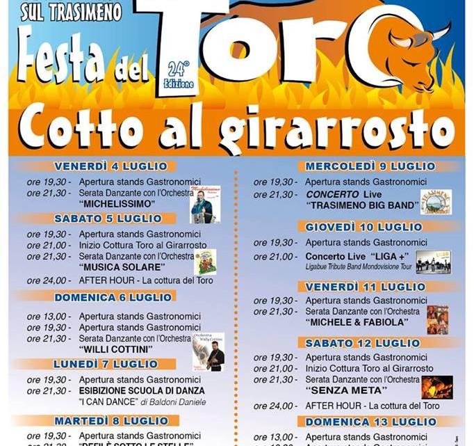 Festa del Toro Cotto al Girarrosto