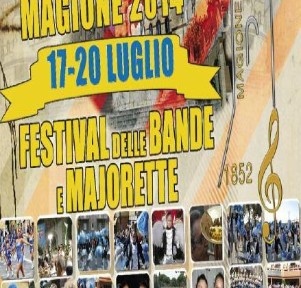 Festival delle bende e majorette