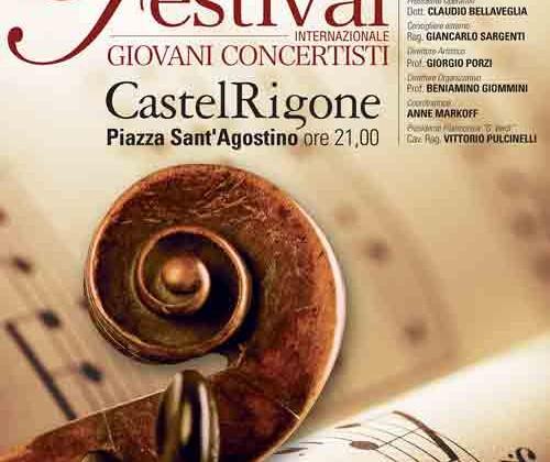 Festival internazionale giovani concertisti