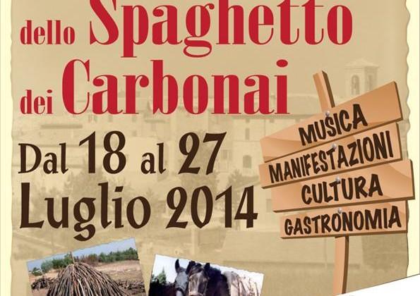 Sagra spaghetto carbonai