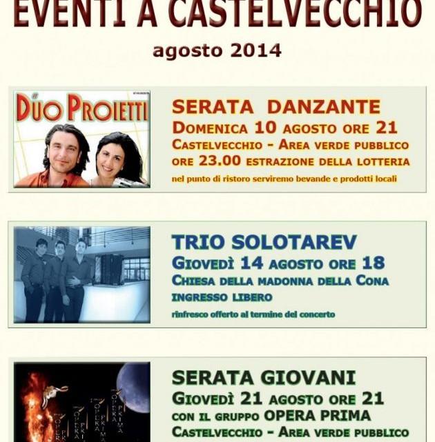 Eventi a Castelveccchio