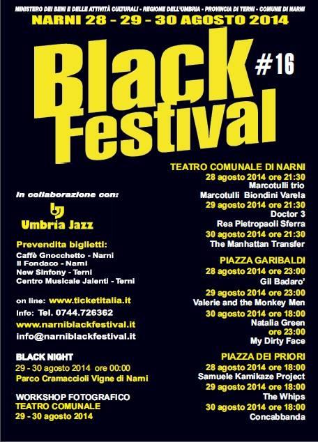 Narni Black festival