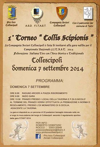 Torneo Collis Scipionis