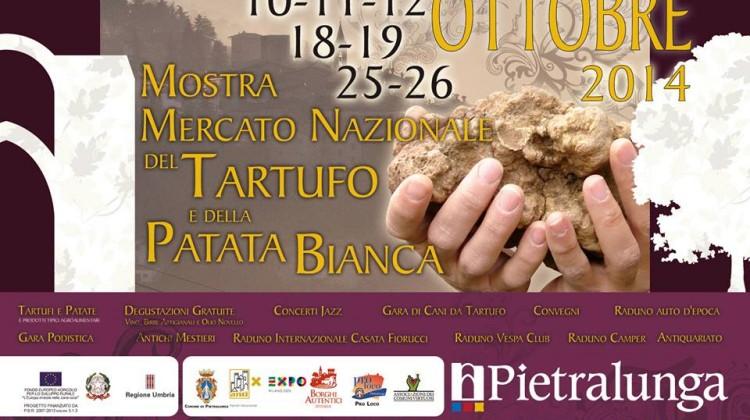 Mostra mercato nazionale del tartufo e della patata bianca