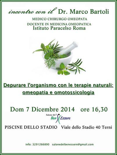 conferenza Dr Marco Bartoli