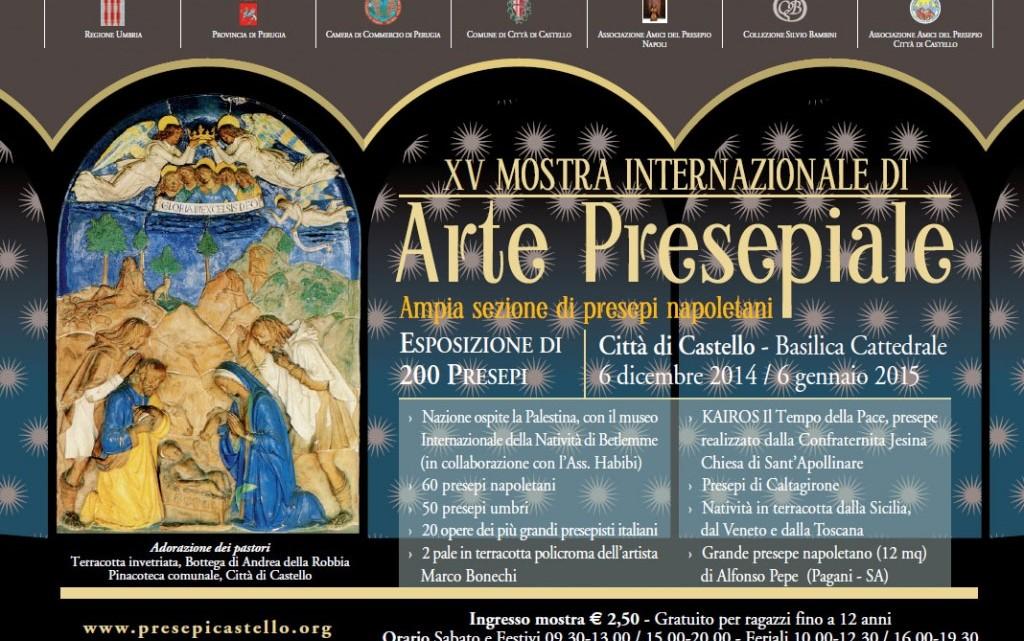mostra internazionale di arte presepiale