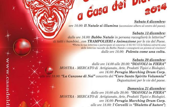 Babbo Natale 7 Cervelli.Eventi Nel Perugino Umbriaturismo Net