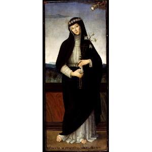 Beata Colomba da Rieti - autore Giannicola di Paolo
