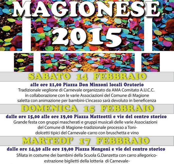 carnevale magionese