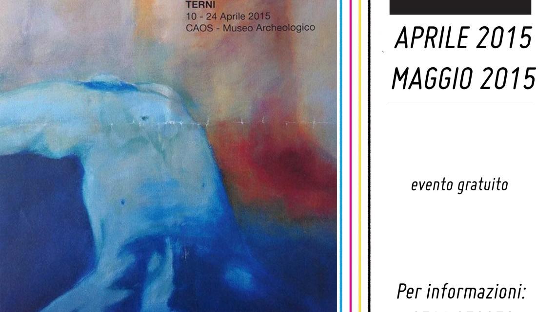 Dipingere Emozioni Il Senso di una Vita 10 aprile 2015 Museo Archeologico