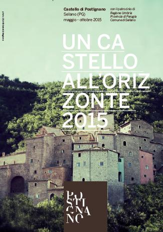 un castello all'orizzonte