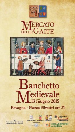 banchetto medievale