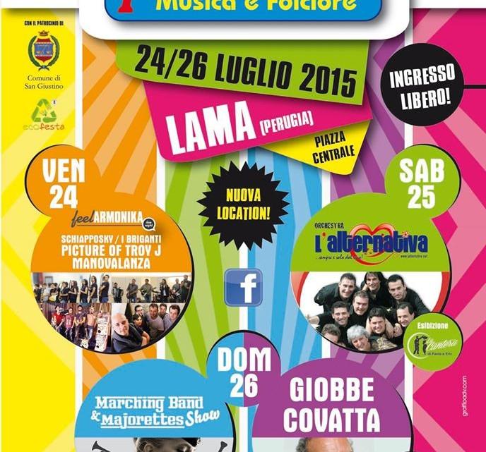 festival musica e foclore