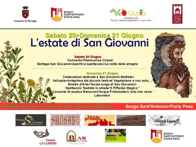 l'estate di san giovanni
