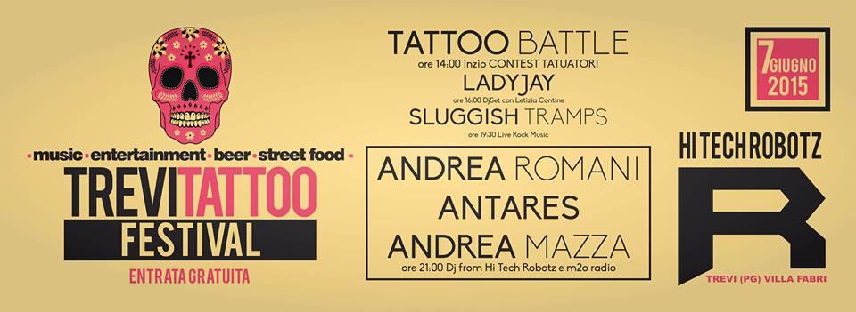 trevi tattoo festival
