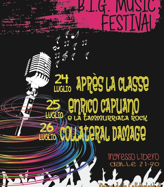 b.i.g. music festival