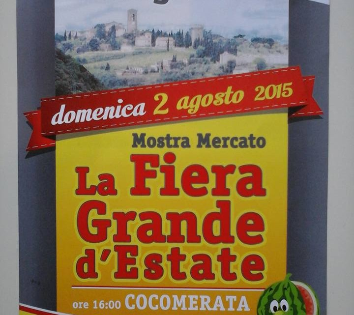 grande fiera d'estate