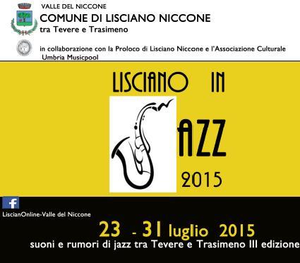 lisciano in jazz