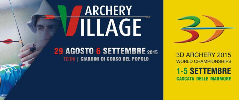 archery village