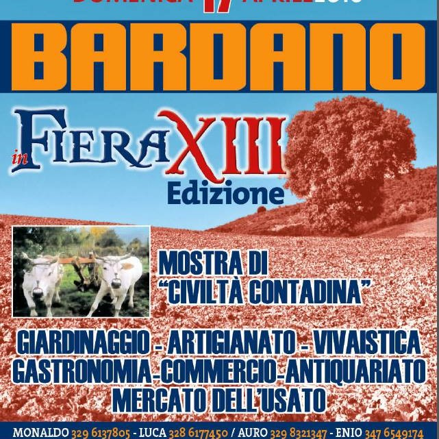 bardano in fiera