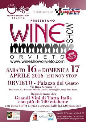 wine show orvieto