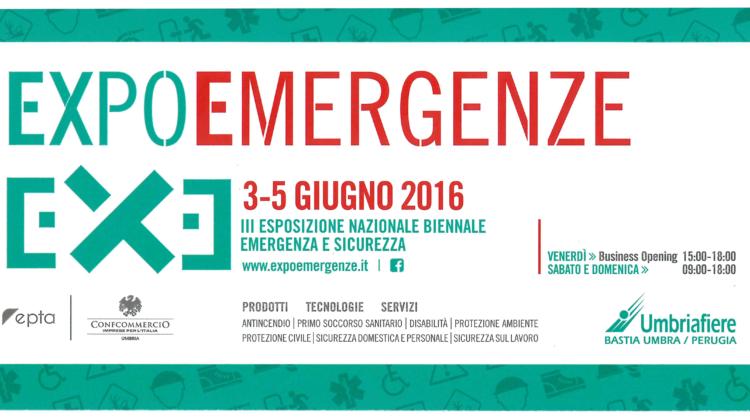 expo emergenze