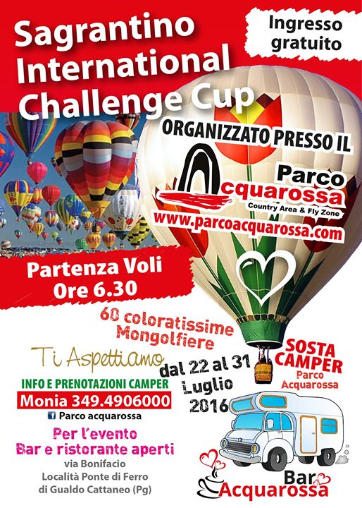 Gualdo Cattaneo Italy  city images : Gualdo Cattaneo: Sagrantino International Challenge Cup ...