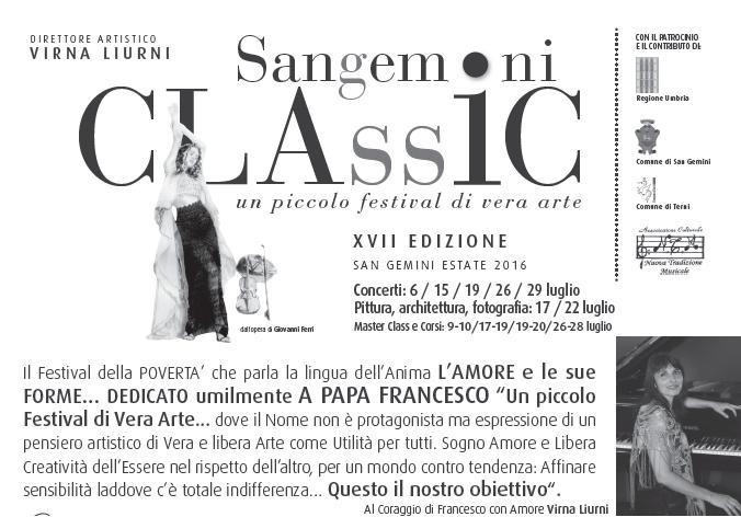 sangemini classic 2016