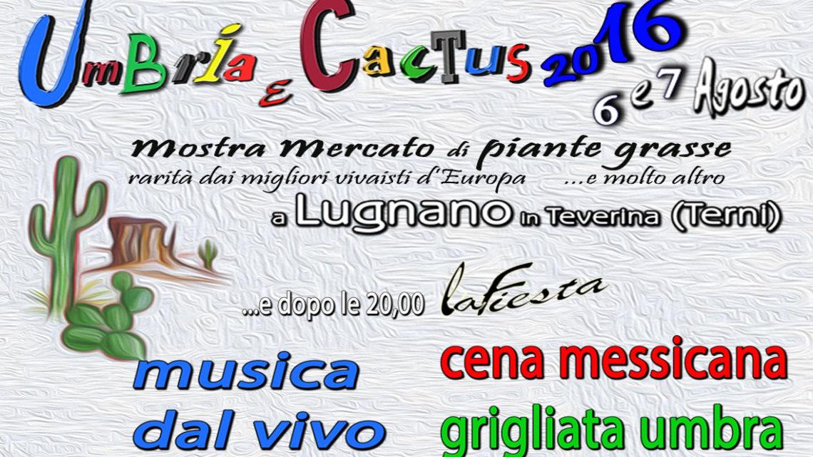 umbria e cactus