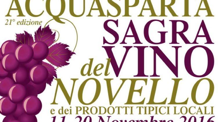 sagra del vino novello