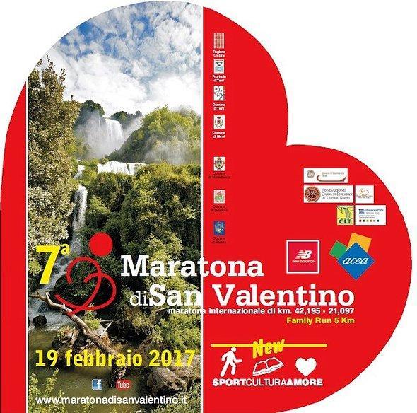 maratona di san valentino