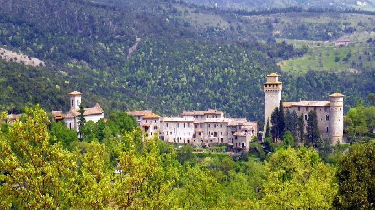 Castello di Prodo Orvieto