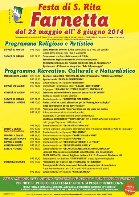 Festa di Farnetta 2014