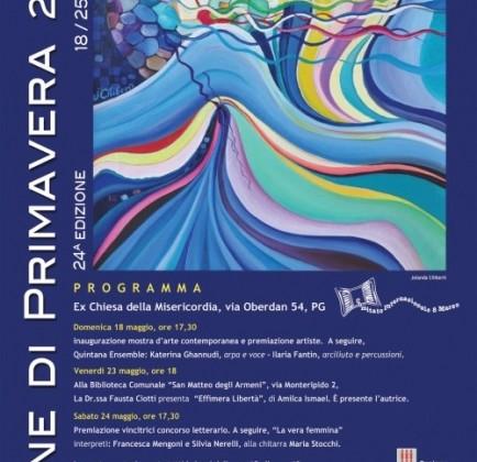 Perugia: Lune di Primavera