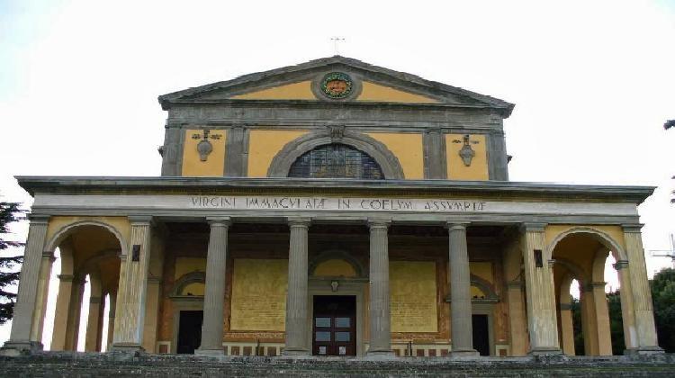 Santuario Madonna del Transito Città di Castello